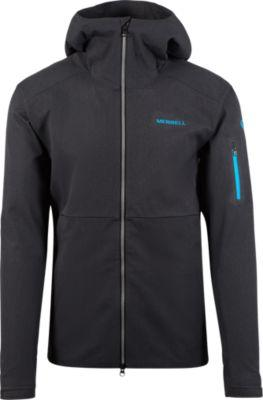 Merrell 2-layer Rain Jacket With Polartec® Neoshell™ Fabric