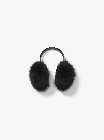 Michael Michael Kors Fox Fur Earmuffs