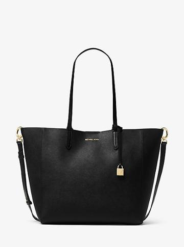 Michael Michael Kors Penny Large Coated Twill Convertible Tote
