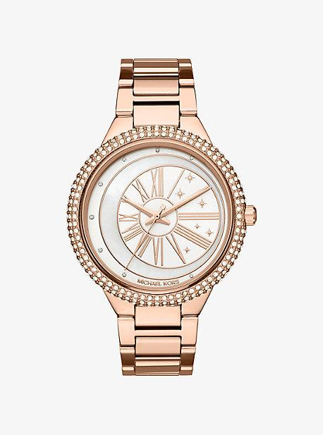 Michael Kors Taryn Rose Gold-tone Watch