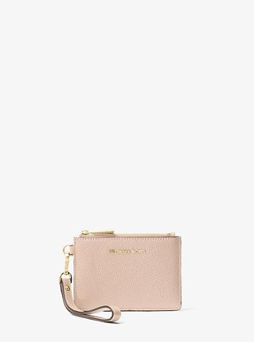 Michael Kors Mercer Small Leather Coin Purse