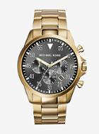 Michael Kors Gage Gold-tone Watch