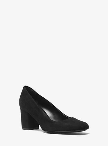 Michael Kors Collection Gigi Suede Pump