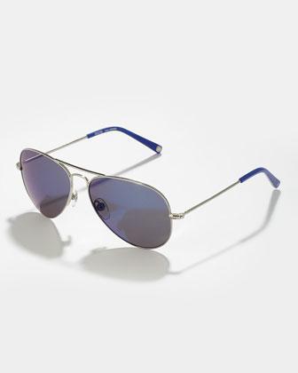 Michael Kors Dylan Aviator Sunglasses
