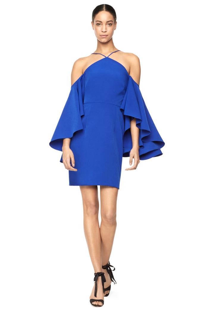 Milly Italian Cady Chelsea Dress