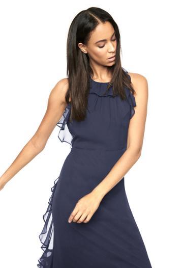 Milly Arabelle Dress - Navy