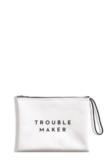 Milly Trouble Maker Zip Pouch
