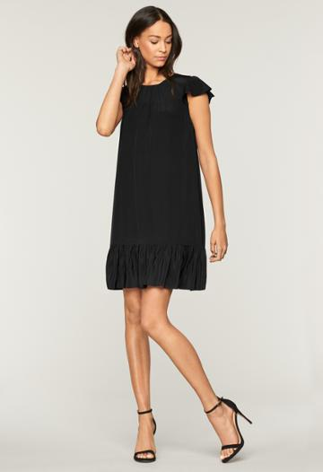 Milly Jill Dress - Black