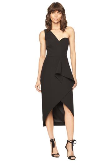 Milly Gina Dress - Black