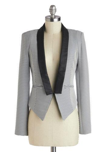 Modcloth Guest Conductor Blazer