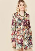 Modcloth Invincible Vision Trench