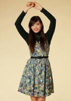 To Thrill A Mockingbird A-line Dress In Xxs
