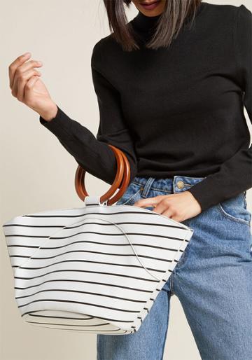 Modcloth A Day Away Tote Bag