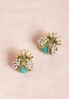 Modcloth Insect Intrigue Earrings