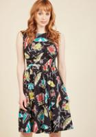 Emilyandfin Too Much Fun A-line Dress In Alfresco Feast In M