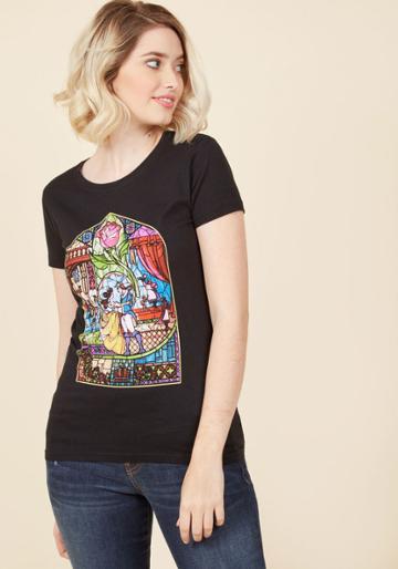 Modcloth Vincit Qui Se Vogue Cotton T-shirt