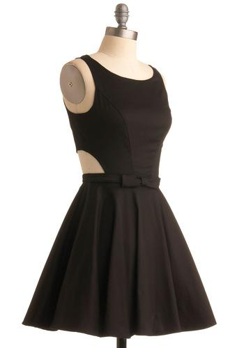 Modcloth Classic Twist Dress