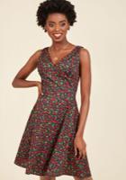 Jubilant Je Ne Sais Quois A-line Dress In M