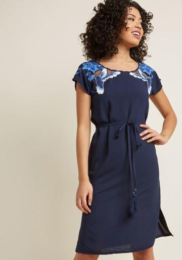 Sugarhillboutique Sugarhill Boutique Stunning Hummers Midi Dress In 18 (uk)