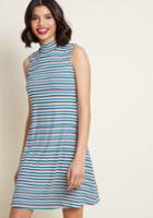 Modcloth Led To Achieve Sleeveless Knit Dress In 1x