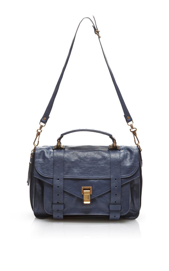 Proenza Schouler Ps1 Medium Leather Satchel