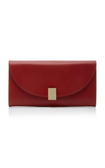 Victoria Beckham Half-moon Leather Wallet