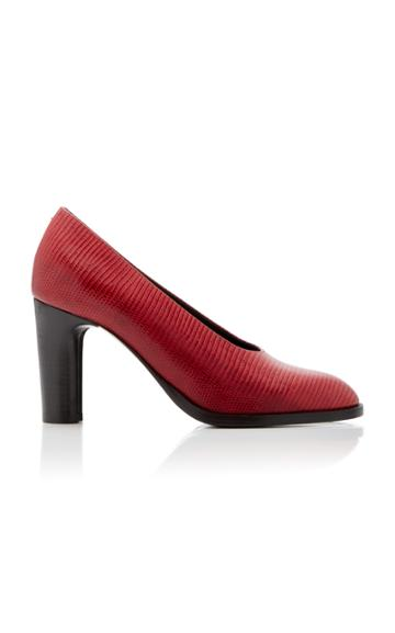 Co Leather Pump