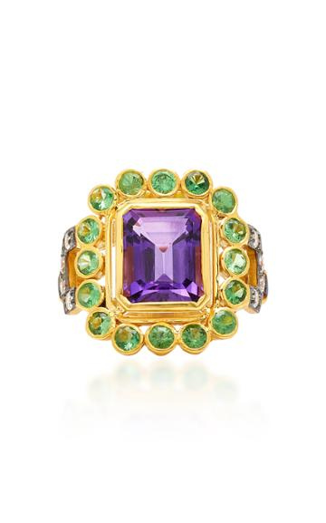 Holly Dyment One-of-a-kind Empress Amethyst Ring