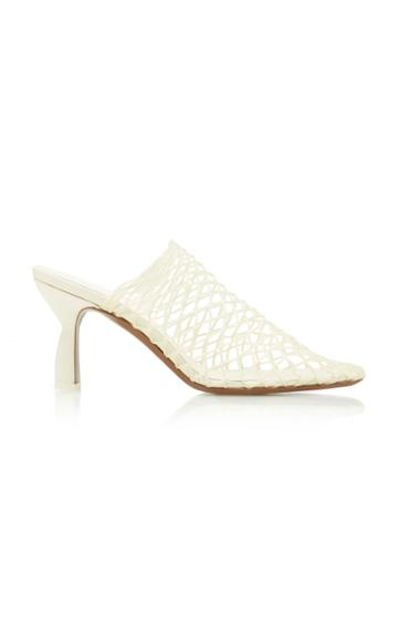 Neous Bophy Mesh Leather Mules