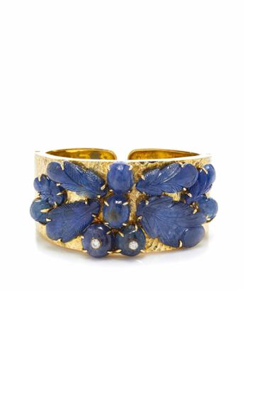 Karry Berreby One-of-a-kind Unsigned Sapphire Bracelet