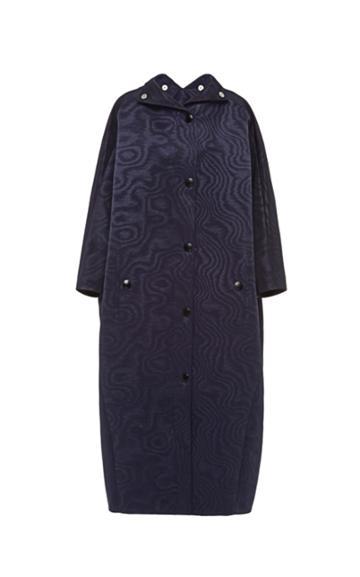 Moda Operandi Prada Oversized Coat