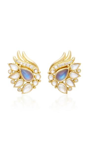 Temple St. Clair Wing Earrings