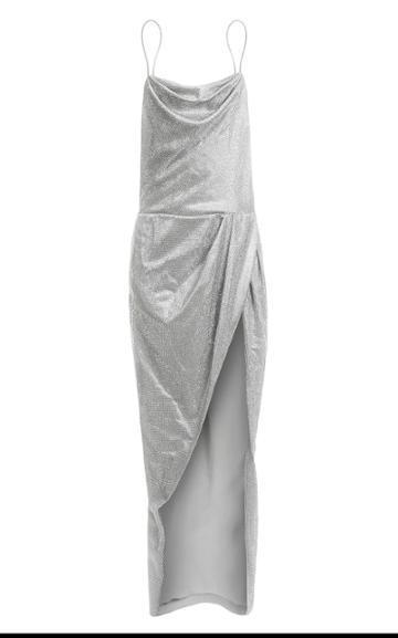 Moda Operandi Balmain Embroidered Dress