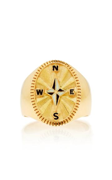Foundrae Course Correction Signet Ring