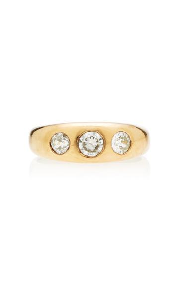 Toni + Chlo Goutal One-of-a-kind Diamond Gypsy Ring