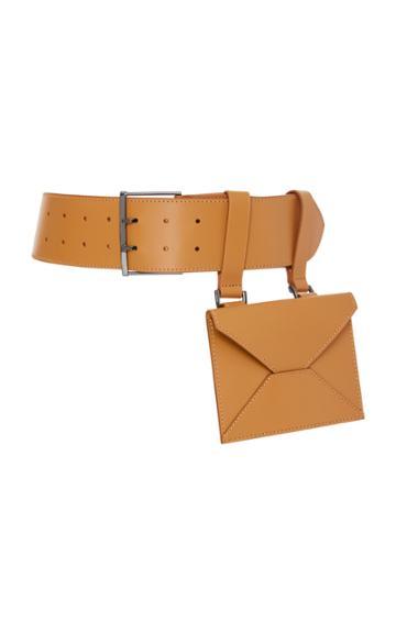 Maison Vaincourt Exclusive Leather Belt Bag