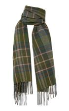 Loewe Checked Cashmere And Wool-blend Scarf