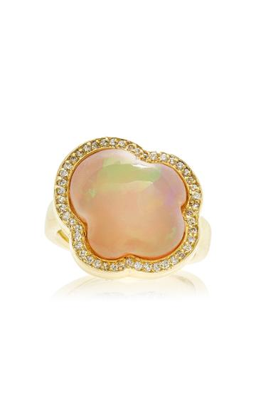 Brent Neale M'o Exclusive Rain Cloud Ring