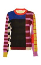 Tomas Maier Colorblock Sweater