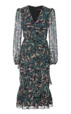 Moda Operandi Saloni Alya Dress Size: 0