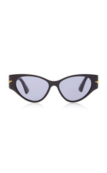Bottega Veneta Originals Cat-eye Acetate Sunglasses