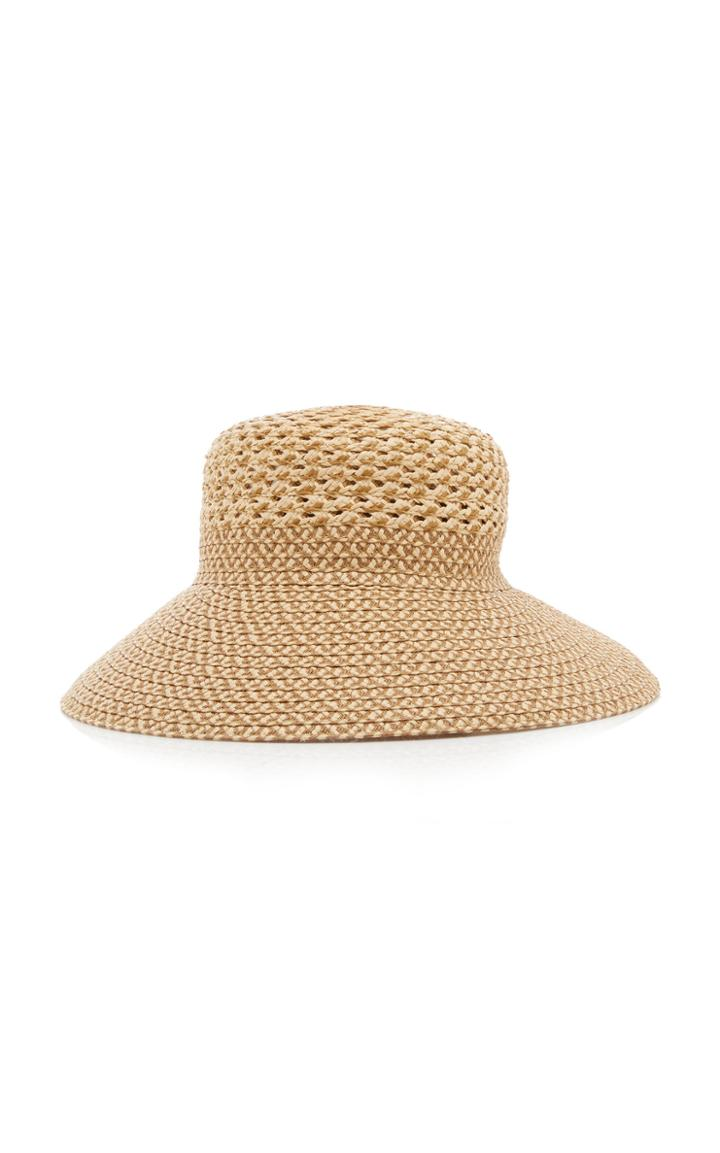 Eric Javits Trophy Gal Woven Hat