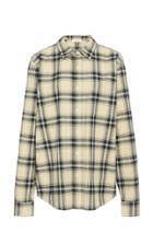 Frame Plaid Cotton Shirt