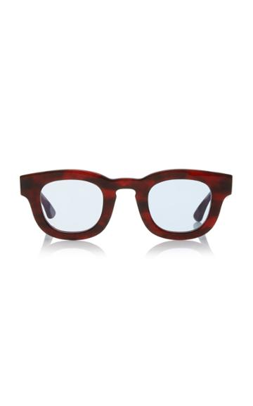 Thierry Lasry Darksidy Acetate Square-frame Sunglasses