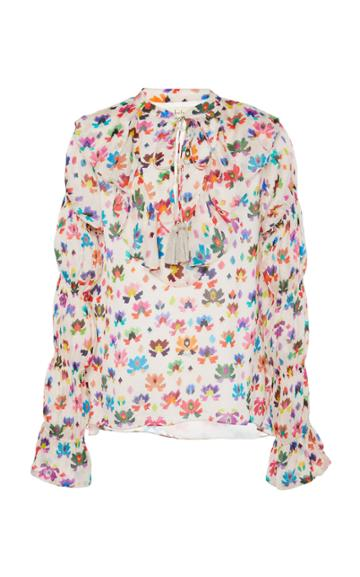 Chufy Iquitos Printed Blouse