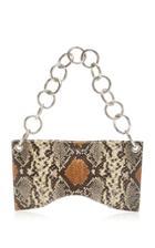 Moda Operandi Simon Miller S824 Fortune Python-effect Shoulder Bag