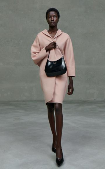 Moda Operandi Prada Leather Slingback Pumps
