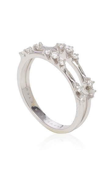 Tatiana Verstraeten Basic Frosted Double Ring