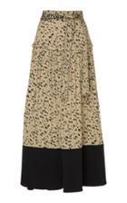 Proenza Schouler Printed Midi Skirt