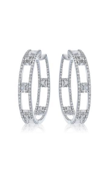 Mindi Mond Clarity All Diamond Hoops